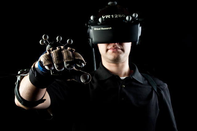 Virtual Reality Technique