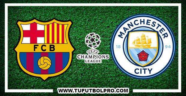 Ver Barcelona vs Manchester City EN VIVO Gratis Por Internet Hoy 19 de Octubre 2016