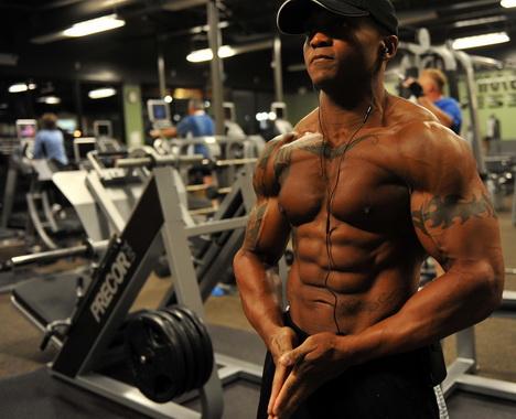 Vegetarian Bodybuilders Famous