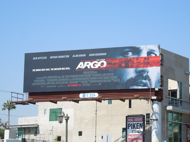Argo billboard