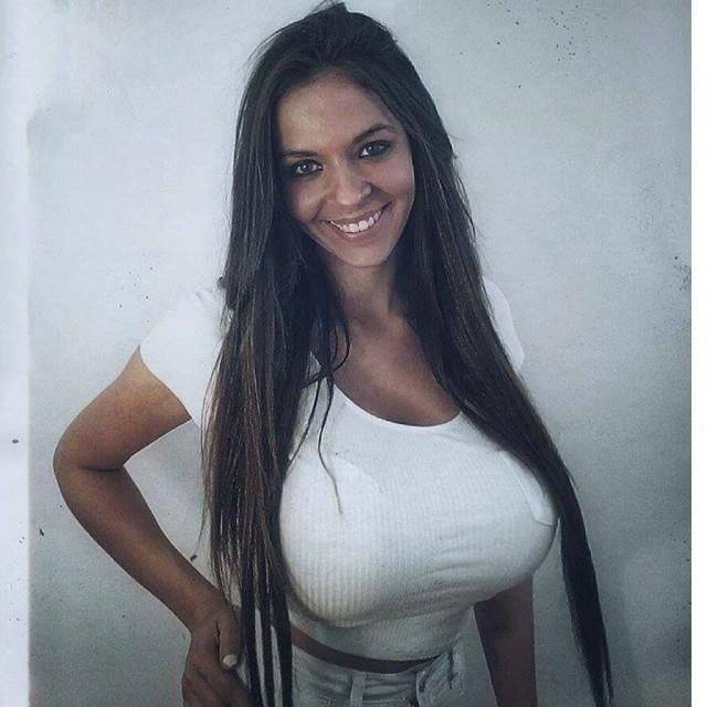 Huge Tits Long Hair