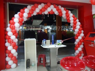 Kami menyediakan harga paket dekorasi balon dengan harga yang lebih ekonomis