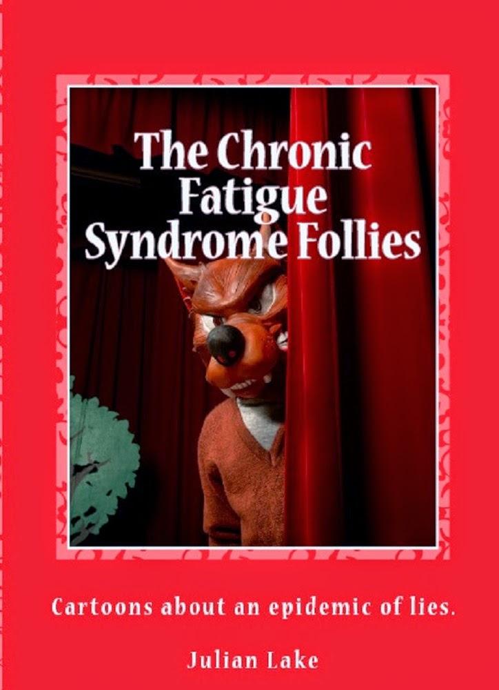 cartoon, cartoon,s julian lake, cfs, chronic fatigue syndrome, cdc, nih