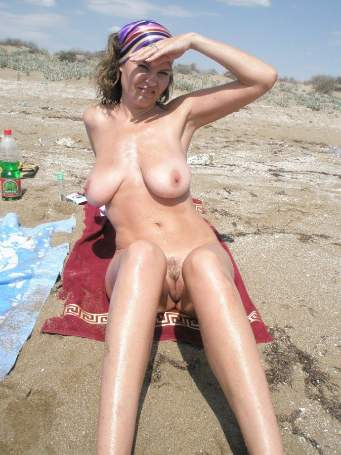 nudist naked