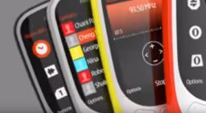 Nokia Heyecan verici Sesle Geri Döndü