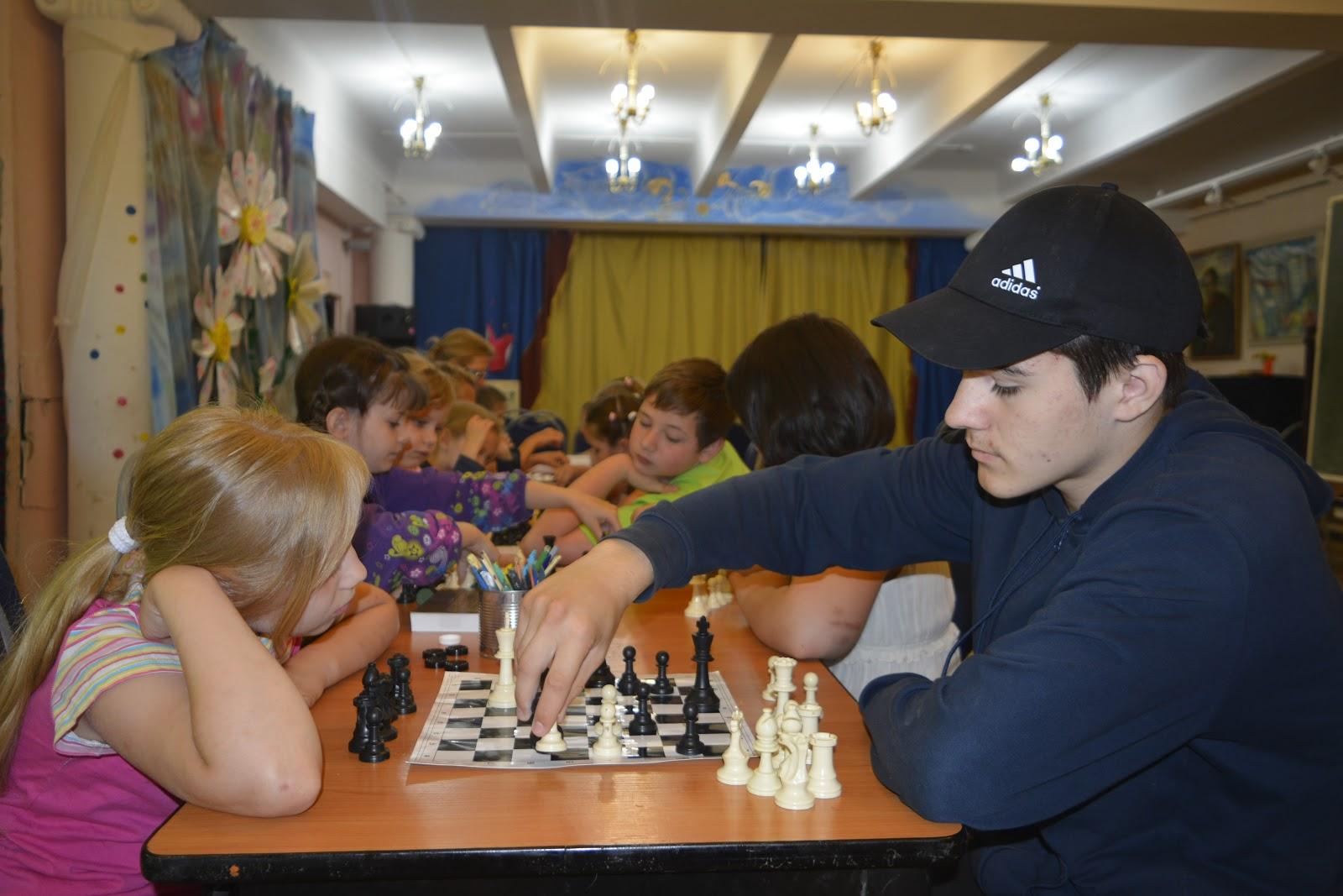 "шахматы в ""Московии"""