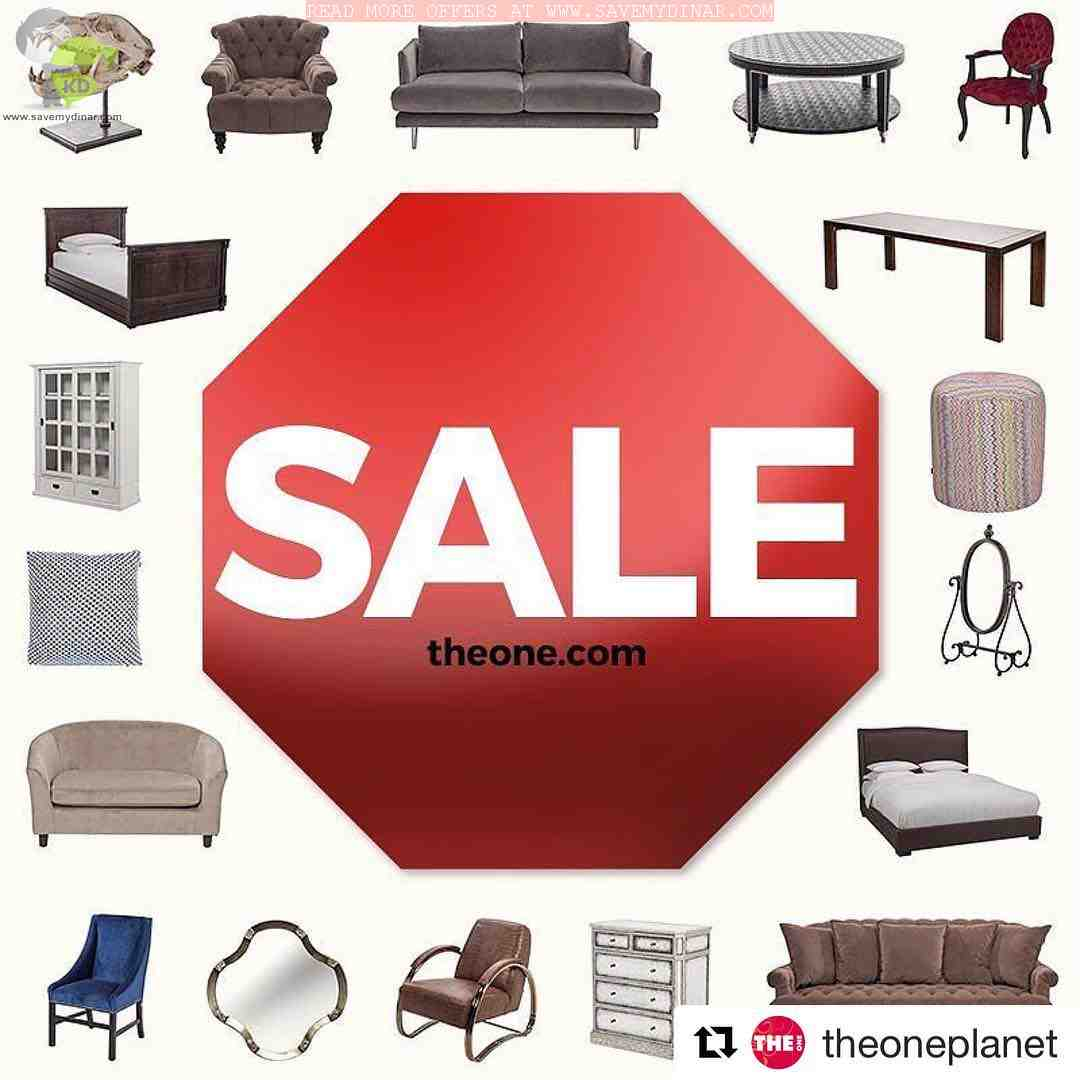 The one furniture kuwait sale at marina mall
