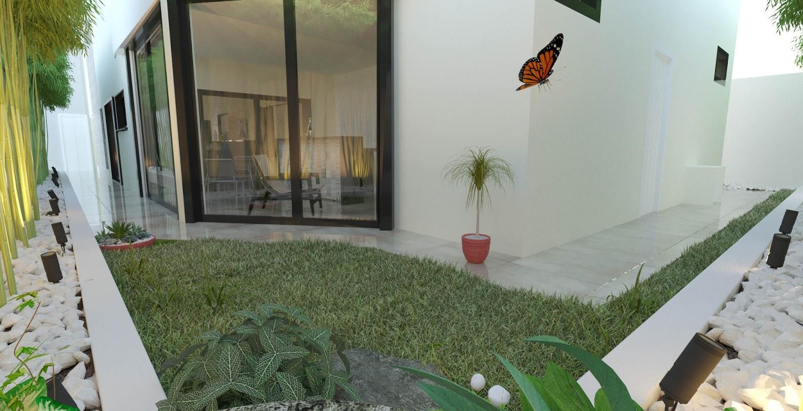 Jardim Fundos