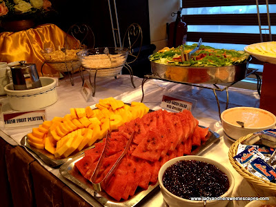 fruits of BayView Park Hotel Manila