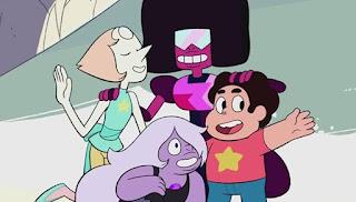 Los Lunes Seriéfilos Steven Universe