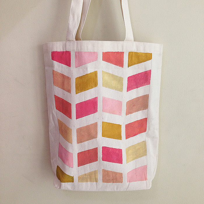 Phenomenal Tip Diy Handpainted Canvas Bags By Whimsical Sushi