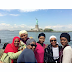 Emir of Kano's family pictured together in US