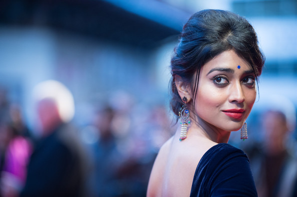 Bollywood celbs at Midnights Children Premiere at 56th BFI London Film Festival