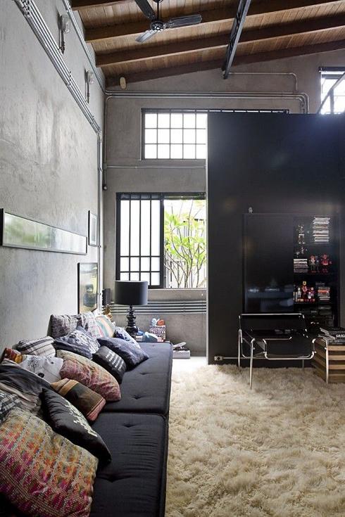 Guilherme Torres Big Bad Loft Design Made By Girl