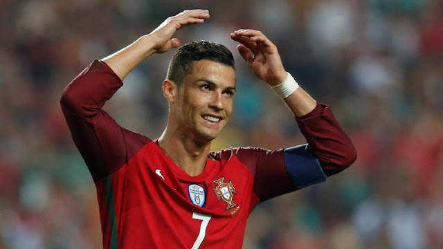 Ronaldo: Portugal Bukan Favorit di Piala Dunia