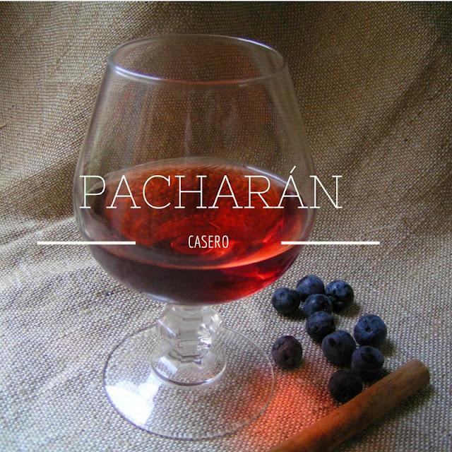 Pacharán casero - Morrico Fino