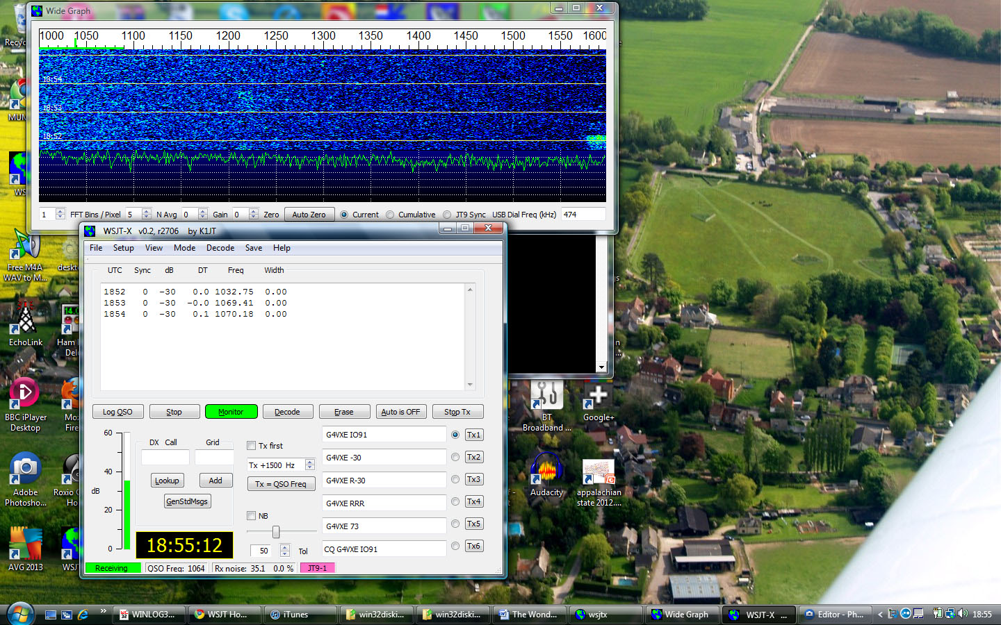 WSJT-X for LF: Now I really will have to look at a top band