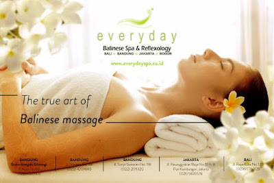 Sensasi Pijat dan Refleksi di Everyday Balinese Spa & Reflexology