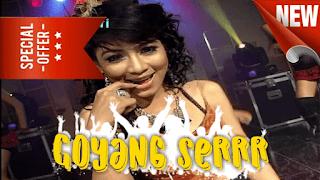 Lirik Lagu Goyang Serrr (Dan Artinya) - Kiki Anggun