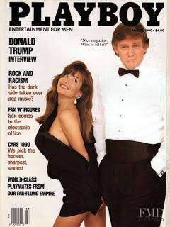 Donald Trump Playboy