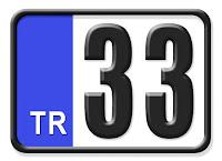 33 Mersin plaka kodu