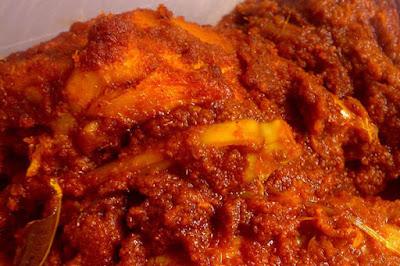 Resep Ramadhan Rendang Ayam Pedas dan Enak