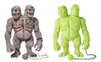 Galligantus Painted & Unpainted Vinyl Figures by Justin Ishmael x Famous Monsters of Filmland