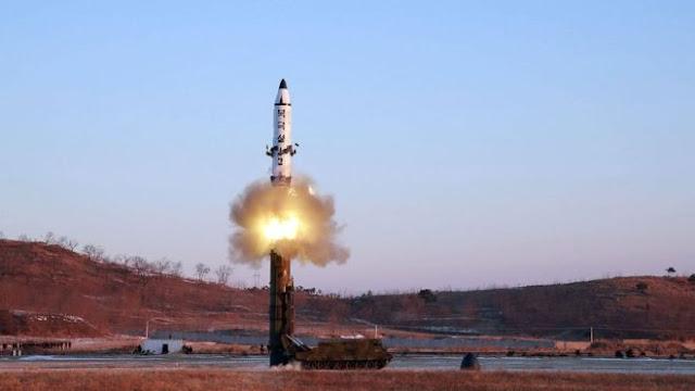 Uma reunião do Conselho de Segurança da ONU, em Nova York, parece ter dado à Coreia do Norte uma oportunidade para testar o lançamento de outro míssil