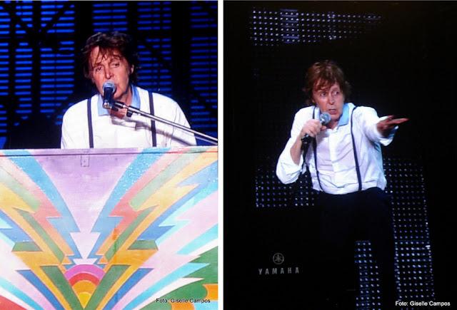 Show de Paul McCartney no Estádio do Arruda, Recife, abril de 2012