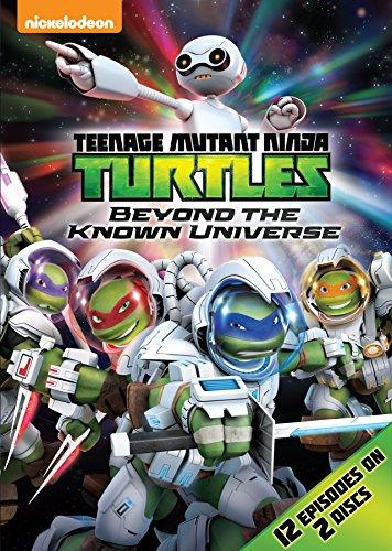 Teenage Mutant Ninja Turtles: Beyondm The Known Universe [2016] [DVDR] [NTSC] [Latino]