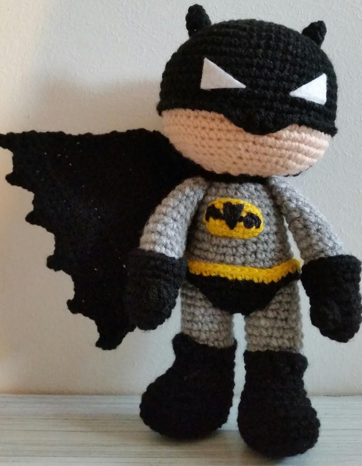 Fräulein Wollwunder Batman Forever
