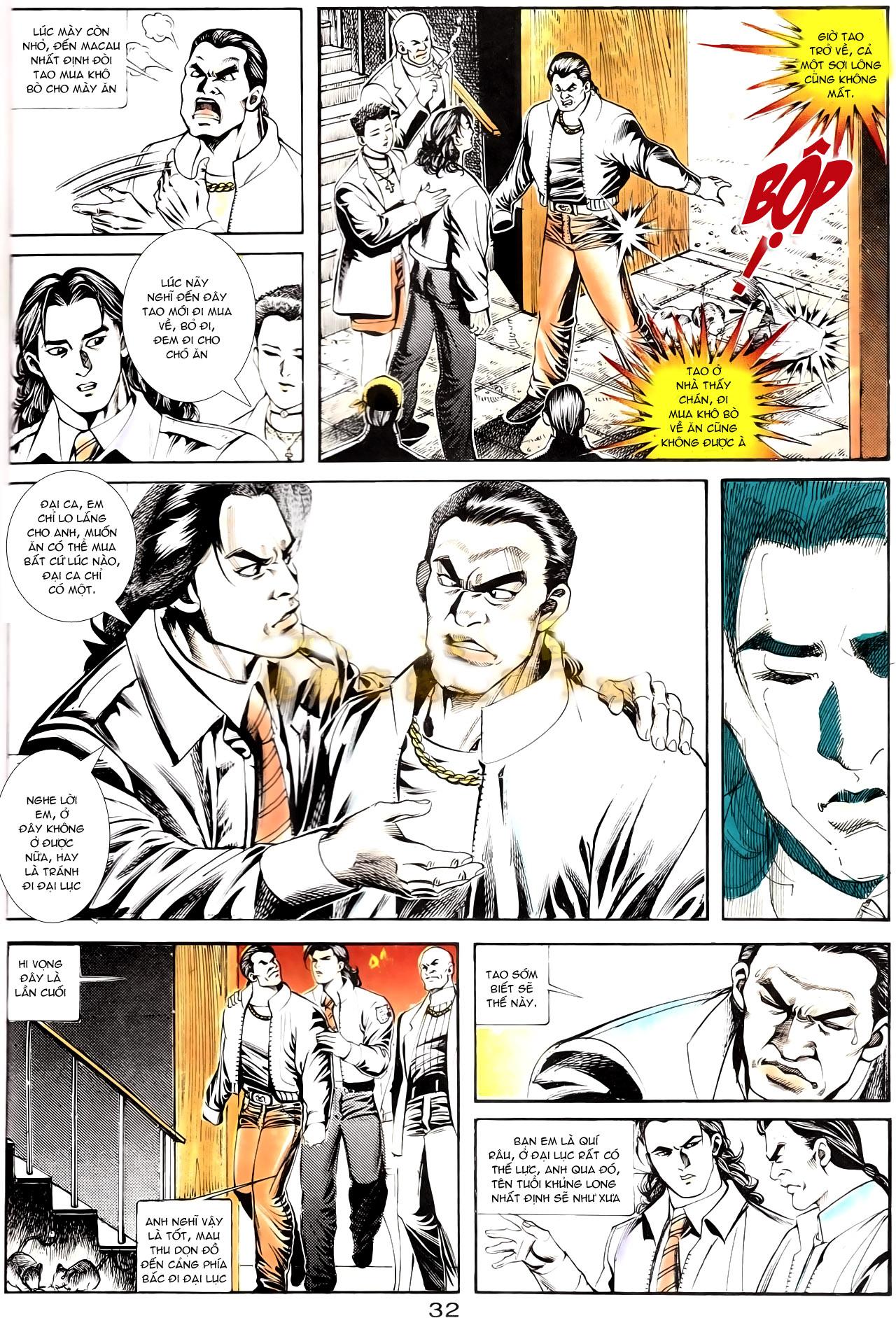 Người Trong Giang Hồ chapter 167: tội sống khó tha trang 20