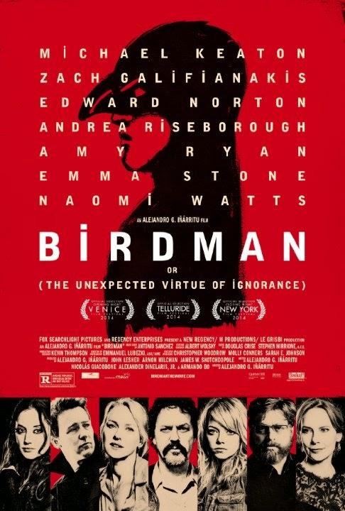 Birdman (2014) DVDSCR ταινιες online seires xrysoi greek subs