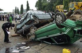 Ogun road accidents
