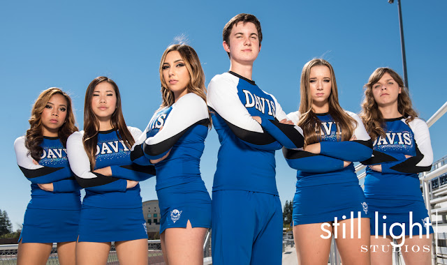 still light studios best sports school photography bay area cheer team