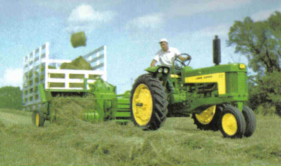 DLD Reference: Little Square Baling