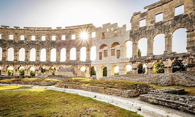 Le 10 migliori rovine antiche