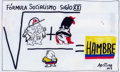 La formula del socialismo del siglo XXI