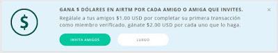 Registrate en AirTM