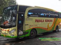 Harga Tiket Bus Pahala Kencana April 2018