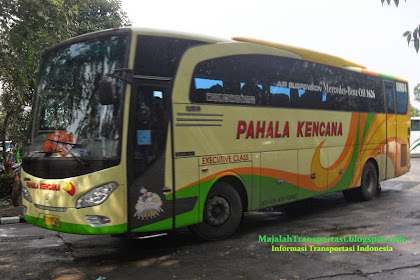 Harga Tiket Bus Pahala Kencana April 2018