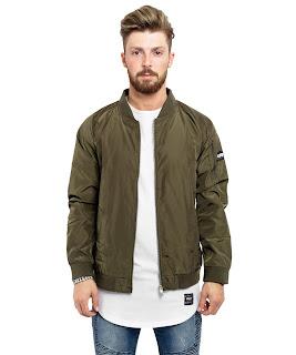 Boomber Jacket