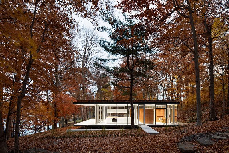 Pavillon-du-Lac-08 Pavillon du Lac by Daoust Lestage Design