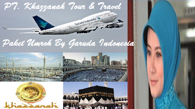 Paket Umroh By Garuda Indonesia
