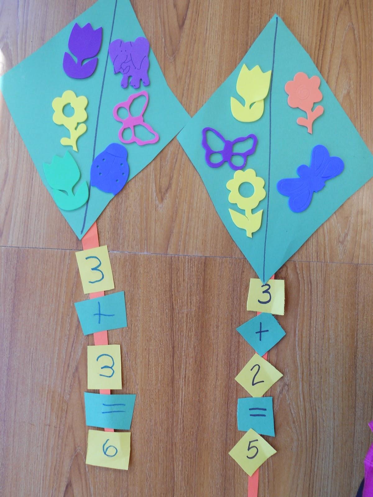 The Daily Cupcake A Kindergarten Blog Spring Math