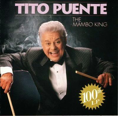 THE MAMBO KING 100th LP - TITO PUENTE (1991)