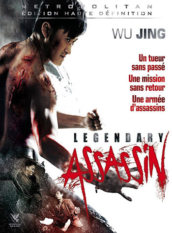 Legendary Assassin 2008 Dual Audio