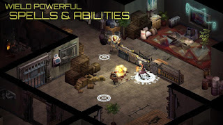 Shadowrun Return apk + obb