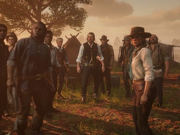 Red Dead Redemption 2 Clothes