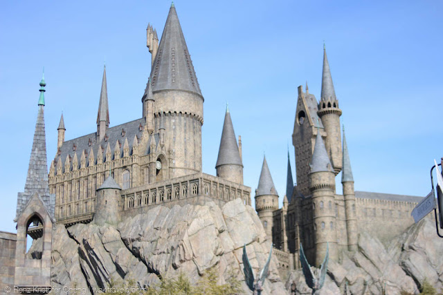 Hogwarts - Harry Potter in Universal Studios